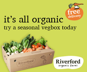 Riverford Organic Farms Advertisement